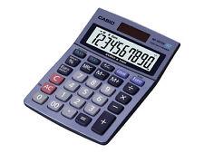 4971850172734 Casio MS100TER Desk Calculator With Euro Conversion