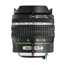 Pentax 10-17 mm SMCP-DA Fish-eye F3.5-4.5 Objectif ED IF 21580, London