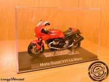 MOTO GUZZI V11 V-11 LE MANS RED 1/24 RARE&MINT