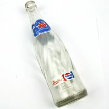 Pepsi cola Greenville bottling estados unidos Coke frasco 1973 - 75th Anniversary Bottle