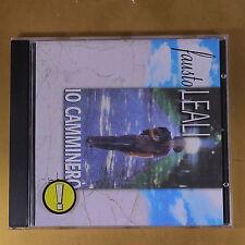 [AT-020] CD -  FAUSTO LEALI - IO CAMMINERO' - 2011 CGD - OTTIMO