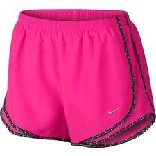 NWT Nike Dri-FIT Tempo Women's Running Shorts 624278-642 Hyper Pink/Black $30 S