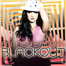 Britney Spears  Blackout [PA] (CD, Oct-2007, Jive (USA))
