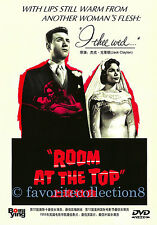 Room at the Top (1959) - Laurence Harvey, Simone Signoret - DVD NEW