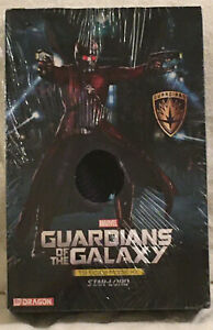 Guardians of the Galaxy 'Star-Lord' 1:9 Scale Model Kit by Dragon - BRAND NEW OG