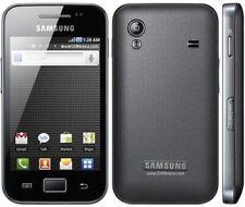 Teléfonos móviles libres blanco con conexión Bluetooth Samsung