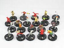 Heroclix Deadpool CUR KIDPOOL DOGPOOL Silver Sable 21 Headpool