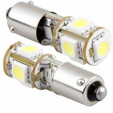 10X2X CANBUS 5 SMD LED Standlicht Lampe Birne H6W BAX9S Trend GY