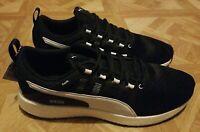 Puma Nrgy Neko Turbo Men's Black/White Brand New