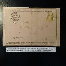 Nº28A LETRA INTELIGENCIA CARGA ESTRELLA N°2 + CAD PARIS 2 (60) (ERROR?)