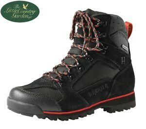 *NEW* Harkila Backcountry 2 GTX Walking Boots Black Red Country Shooting 8 9 10