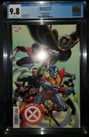 HOUSE OF X #1 1:100 DAVE COCKRUM CGC 9.8 POWERS OF X