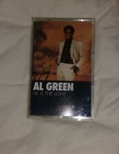 Al Green - He Is The Light CASSETTE ©1995 Remastered A&M Records