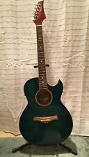 Gitano Guitar SB70 TBL (Battery Door Missing) - RARE!