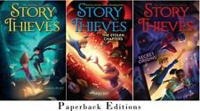 STORY THIEVES Childrens Action Adventure Series by James Riley PAPERBACK Set 1-3