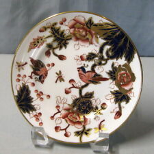 Coalport Hong Kong Bread Plate New Backstamp