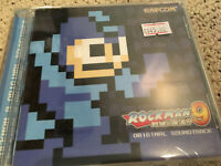MEGAMAN 8 ROCKMAN ORIGINAL 8 JAPAN OST CD ANIME GAME SOUNDTRACK AUTHENTIC