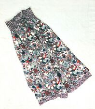NWT Liberty London for Target Sun Dress Smocked Floral Large
