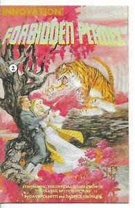 Forbidden Planet 2 Innovation 1992 VF BY INNOVATION PRESS.