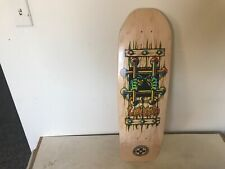 John Lucero skateboard brand new condition not a popsicle deck!