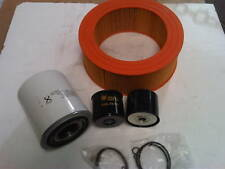 FORD CARGO FILTERS OIL, AIR, 2,X,FUEL--SERVICE KIT