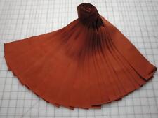 "Jelly Roll-""Cinnamon"" Kona Cotton By Robert Kaufman-20-2-1/2"" x WOF Strips"