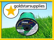 Trail Blazer 3.0mm thick 3lb roll (160 metres) TRIMMER line - contractors choice