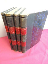 VOYAGE EN ITALIE H.Taine Naple, Rome, Venise, Florence, 4 vols. 1876