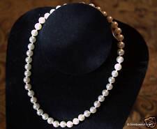 """necklace & bracelet set Monet Sim. Glass Pearl 16"""""""