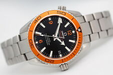 Men's Omega Seamaster Planet Ocean 42mm Co-Axial Automatic Chronometer Watch