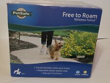 PetSafe Pif00-15001 Free to Roam Wireless Pet Fence system Pet Safe - New