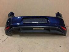 VW Golf 7 VII TDI Heckstoßstange Heckstoßfänger Heck Stoßfänger Stoßstange Blau