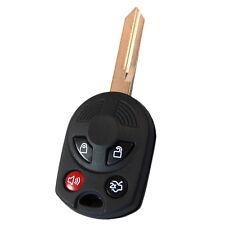 HQRP Carcasa para llave mando de remoto con 4 botones Ford Taurus 2006 2007 2008