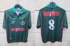VINTAGE Maillot CORITIBA F.C n°8 PENALTY camiseta jersey shirt 1999 football S