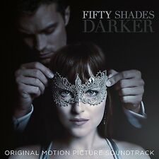 Original Soundtrack-Fifty Shades of Grey 2: pericolose AMORE CD NUOVO