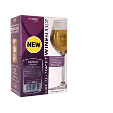YOUNGS WINEBUDDY APRICOT WINE KIT 6 BOTTLE (7 DAY KIT)  BUY 1 GET 10% OFF 2ND