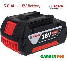 Les épargnants choix Bosch 18 V 5.0 Ah Batterie Li-Ion Cool Pack 2607337060 O240