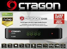 OCTAGON SX88 H.265 HEVC HD Sat DVB-S2 Multistream Receiver
