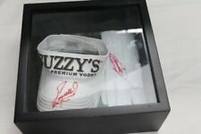 Autographed SIGNED Fuzzy Zoeller Senior PGA Championship Hat & GLOVE IN BOX