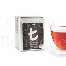 Dilmah Ceylon Tea - The Original Earl Grey 100g Ceylon Loose leaf Tea in Caddy