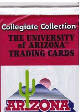 The University of Arizona Trading Cards Sealed Brand New 1st Edition Pack