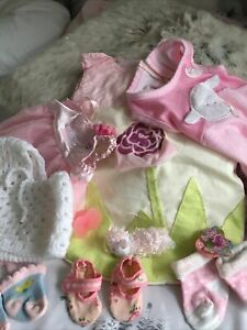 Baby Annabell Doll Clothes Bundle Lots Of All Lovely X