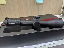 Ctl-5324 5-Series Tactical Riflescope 3-24X56Mm Mil/Mil Ffp