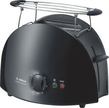 Bosch Private Collection 2 Slice Toaster Black TAT6103GB
