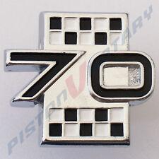 70 Series Boot Lid Badge for Holden Torana HB Flag Trunk Viva Brabham Vauxhall