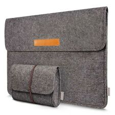 Inateck 15.4 Inch MacBook Pro Retina Case/ Dell XPS 15 Sleeve, with Small Case