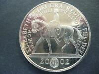 2002 £5 COIN (CROWN) THE QUEENS GOLDEN JUBILEE. 2002 FIVE POUNDS COIN