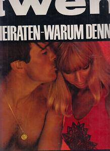 TWEN 1965 1 - 12 kompletter Jahrgang Einzelhefte Twen Hefte KULT Klaus Recht Mad