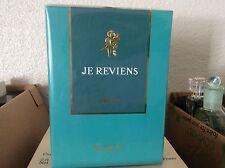 New Je Reviens Perfume by Worth 1.0fl.oz 30ml Pure Extrait Parfum for Women