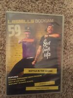BODY JAM 59 DVD, CD, notes bodyjam